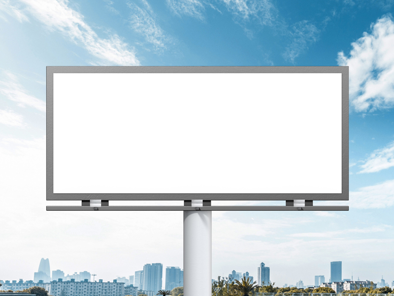 Free-City-Outdoor-Billboard-Mockup-For-Advertisement-600