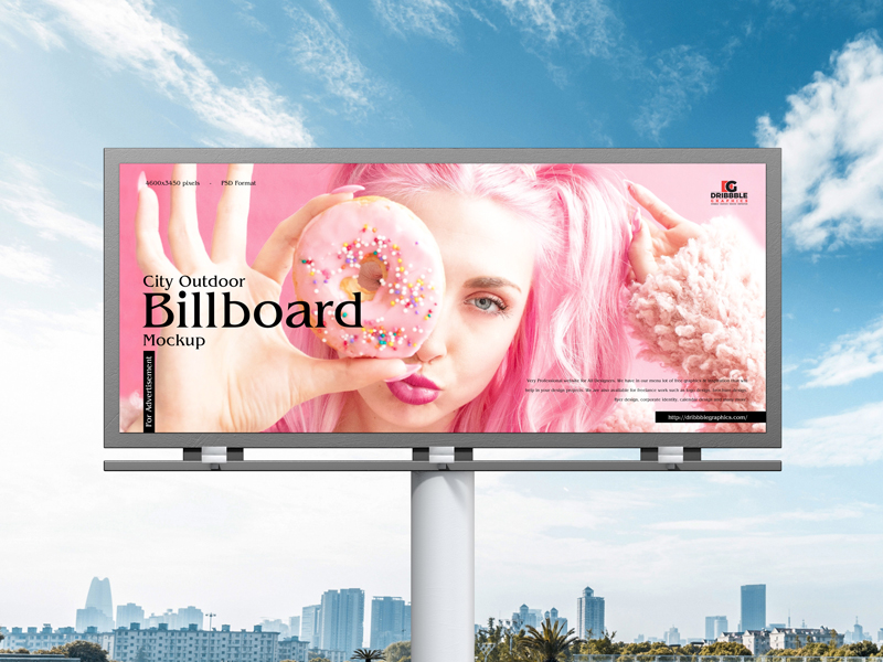 Free-City-Outdoor-Billboard-Mockup-For-Advertisement