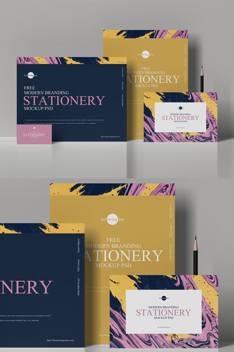 Free-Stationery-Mockup-For-Premium-Branding