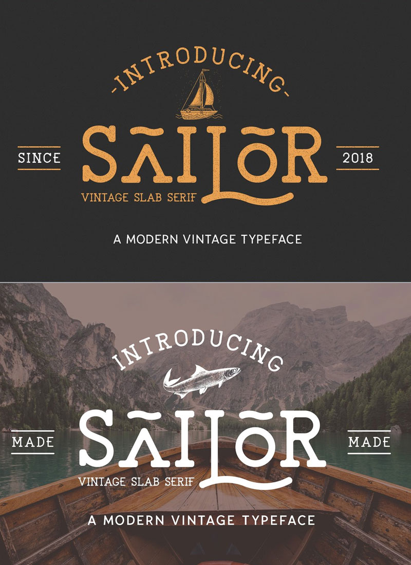 The-Sailor-Modern-Vintage-Slab-Serif-2020