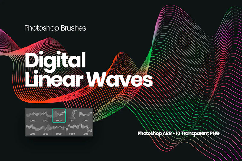 Digital-Linear-Waves-Photoshop-Brushes-14