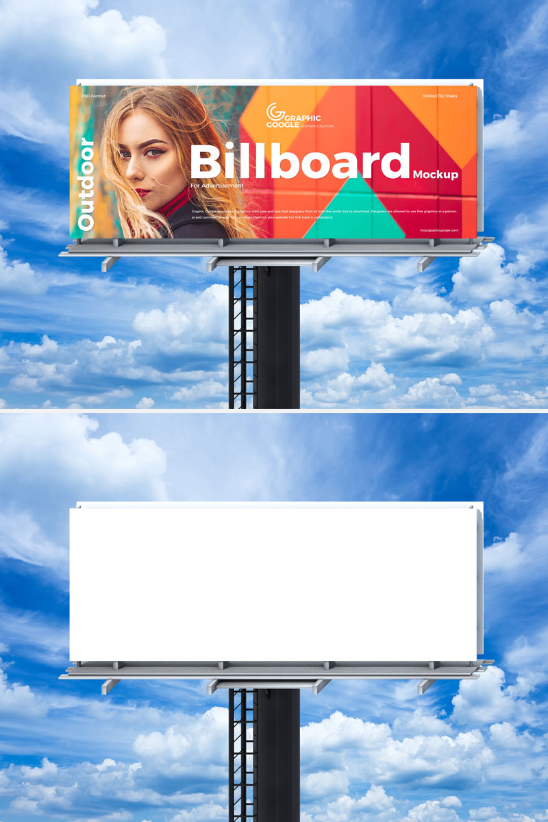 Free-Modern-Billboard-Mockup-For-Outdoor-Advertisement