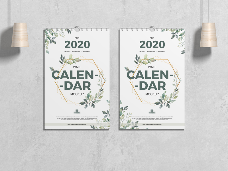 Free-Wall-Calendar-Mockup-PSD-For-2020