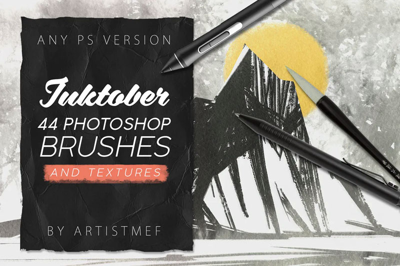 Inktober-Photoshop-Brushes-4