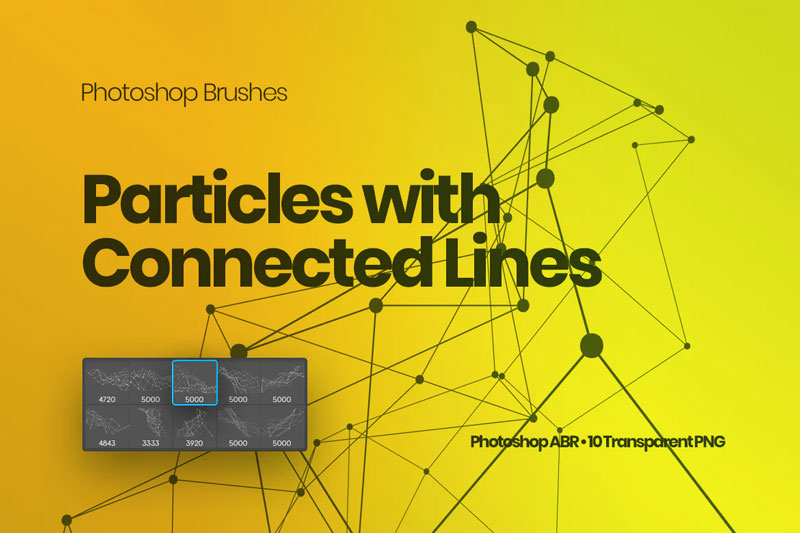 Particles-with-Connected-Lines-Photoshop-Brushes-13