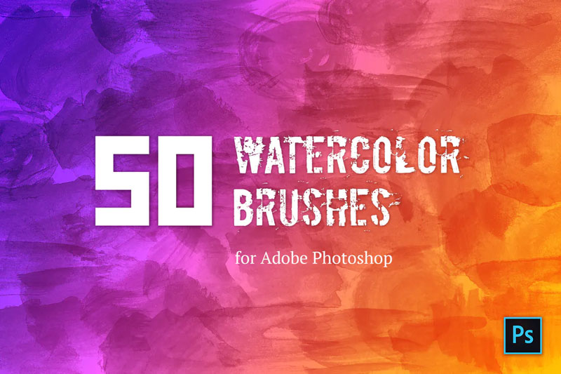 Watercolor-Photoshop-Brushes-5