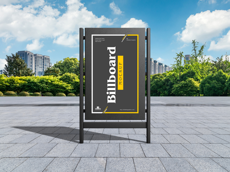 Free-Modern-City-Advertising-Billboard-Mockup