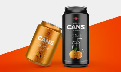 Free-Packaging-Drinks-Cans-Mockup-300