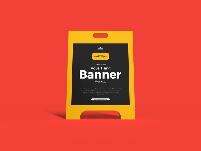 Free-Street-Stand-Advertising-Banner-Mockup-600