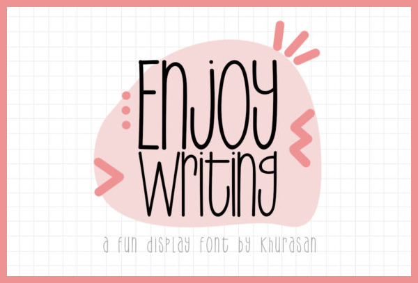 Enjoy-Writing-Font-18