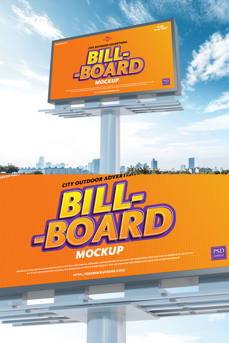 Free-High-Quality-PSD-Billboard-Mockup