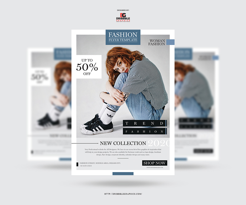 Free-Modern-Fashion-Flyer-Design-Template
