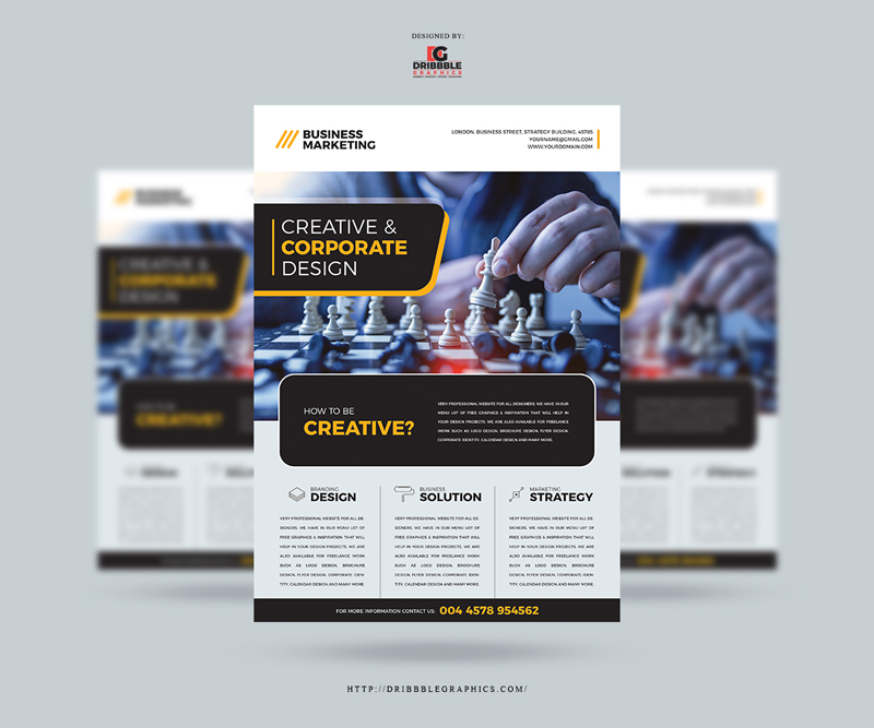 Free-Business-Marketing-Flyer-Template-For-2020