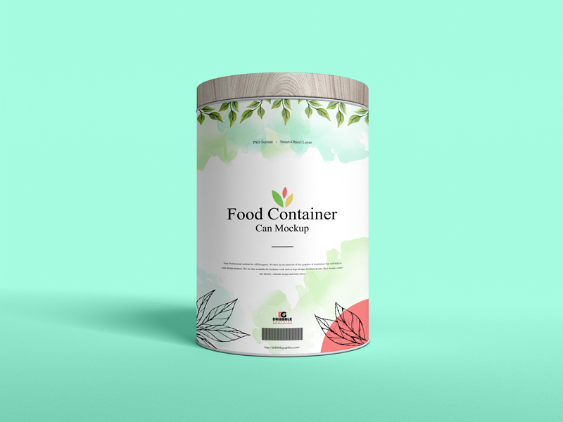 Free-Food-Container-Can-Mockup-600