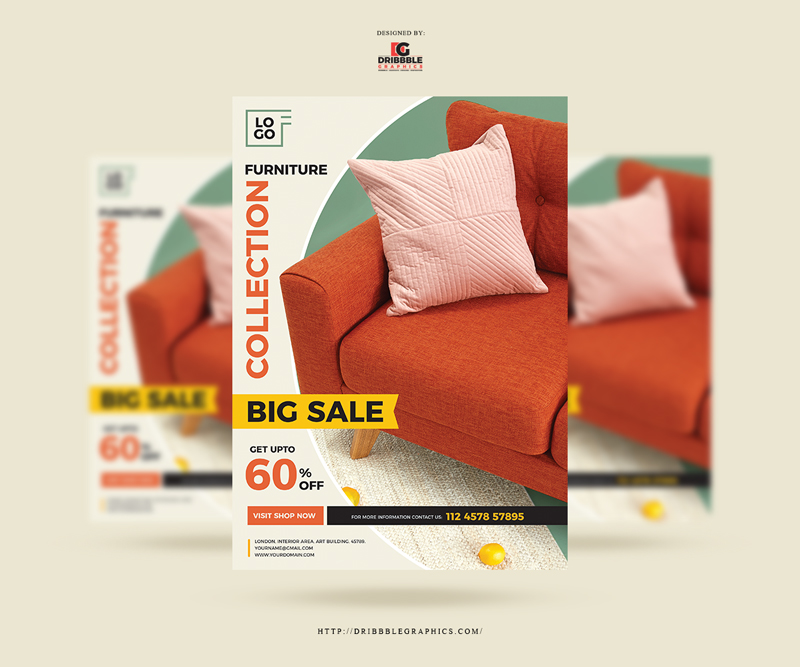 Free-Furniture-Sale-Flyer-Template-of-2020