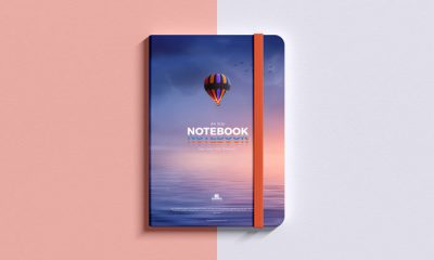 Free-Top-View-PSD-Notepad-Mockup-300