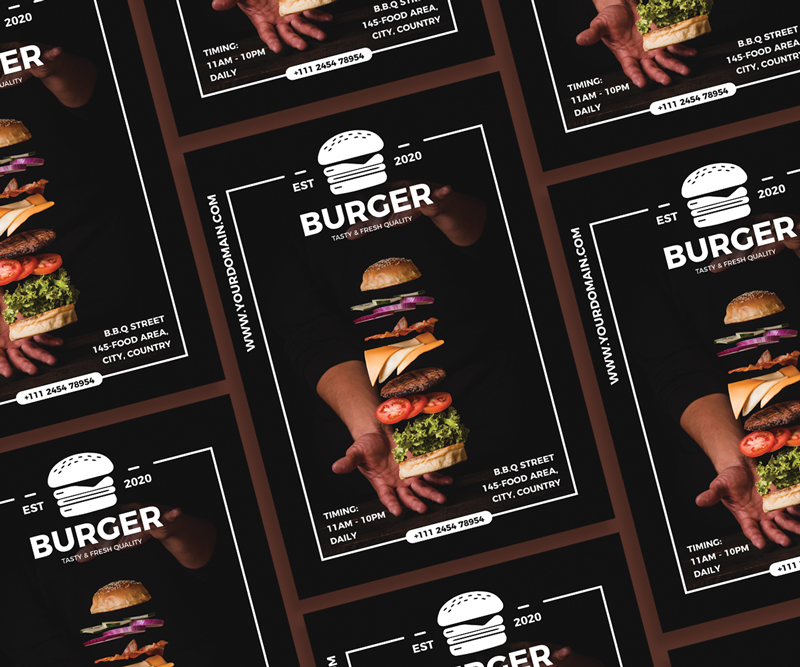 Free-Burger-Restaurant-Poster-Design-Template-of-2020-600