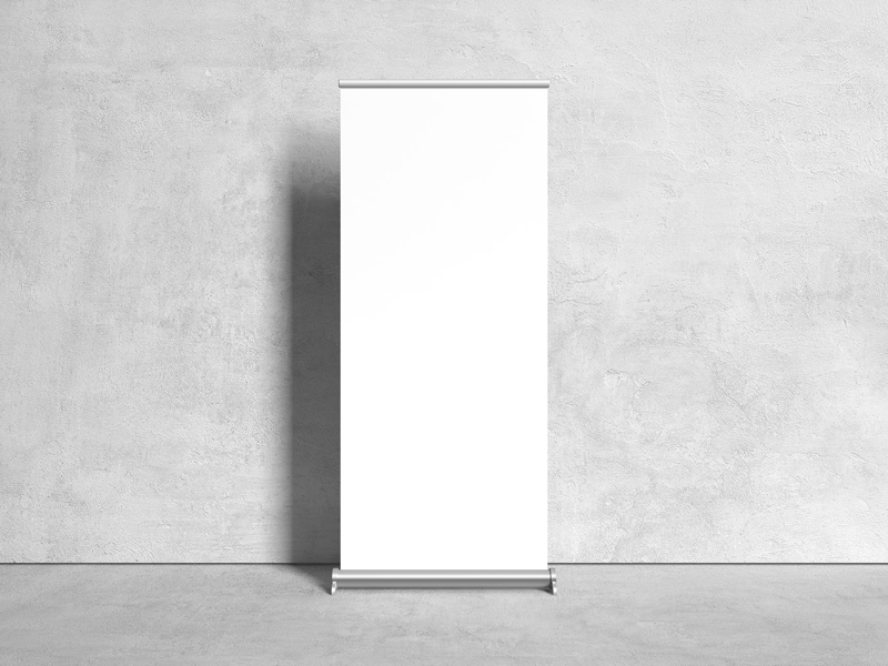 Free-Front-View-Roll-Up-Stand-Mockup-600