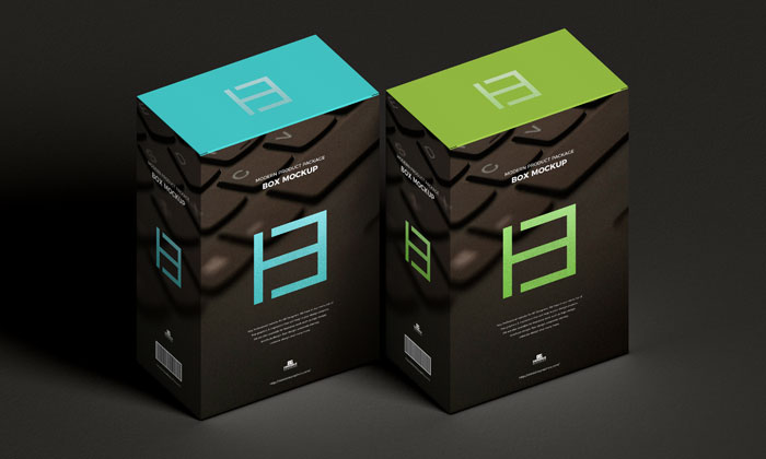 Free-Modern-Product-Package-Box-Mockup-300