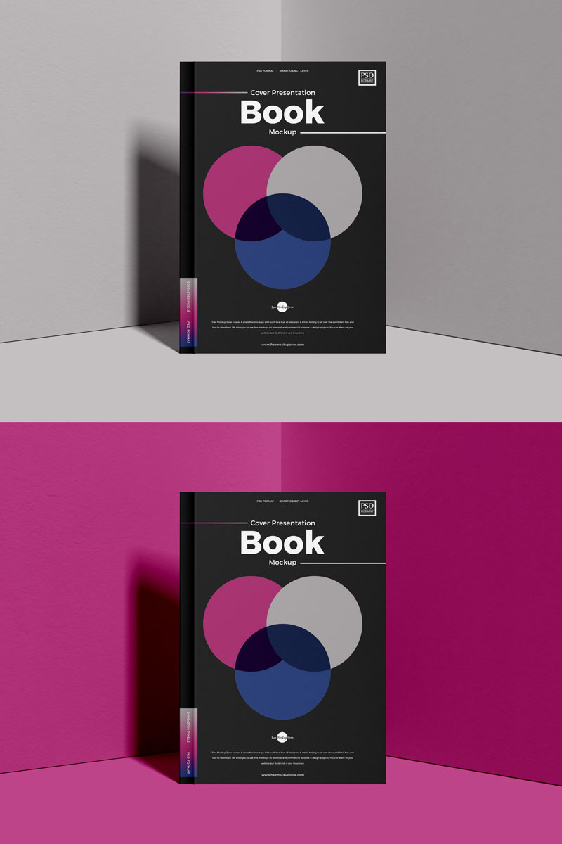 Free-Front-View-Cover-Branding-Book-Mockup