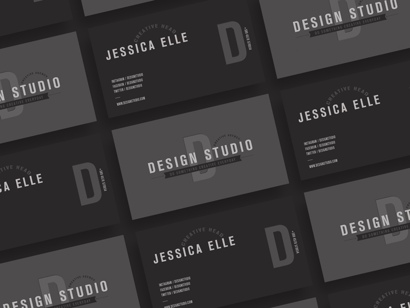 Free-Design-Studio-Business-Card-Design-Template-600