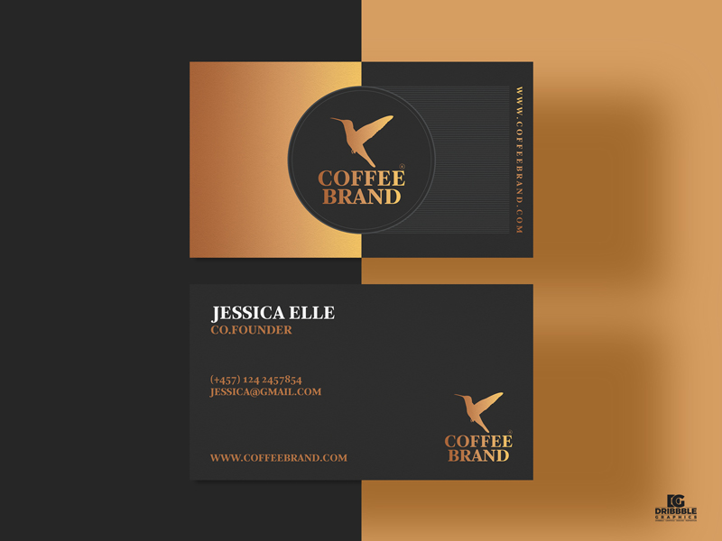 Free-Creative-Coffee-Business-Card-Design-Template