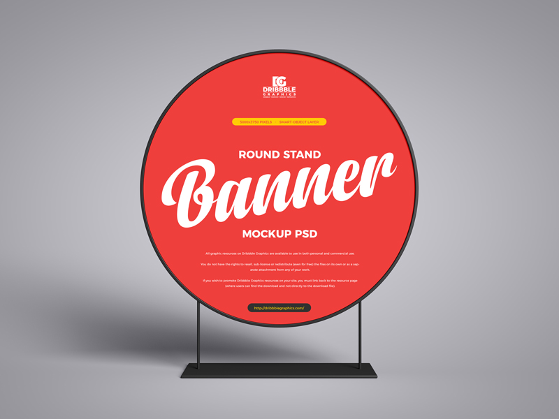 Free-Round-Stand-Banner-Mockup-PSD-600