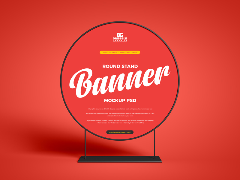 Free-Round-Stand-Banner-Mockup-PSD