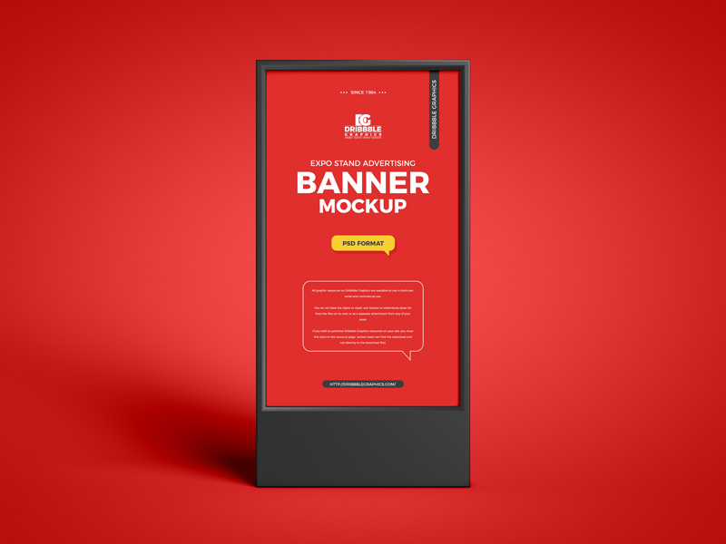 Free-Expo-Stand-Advertising-Banner-Mockup