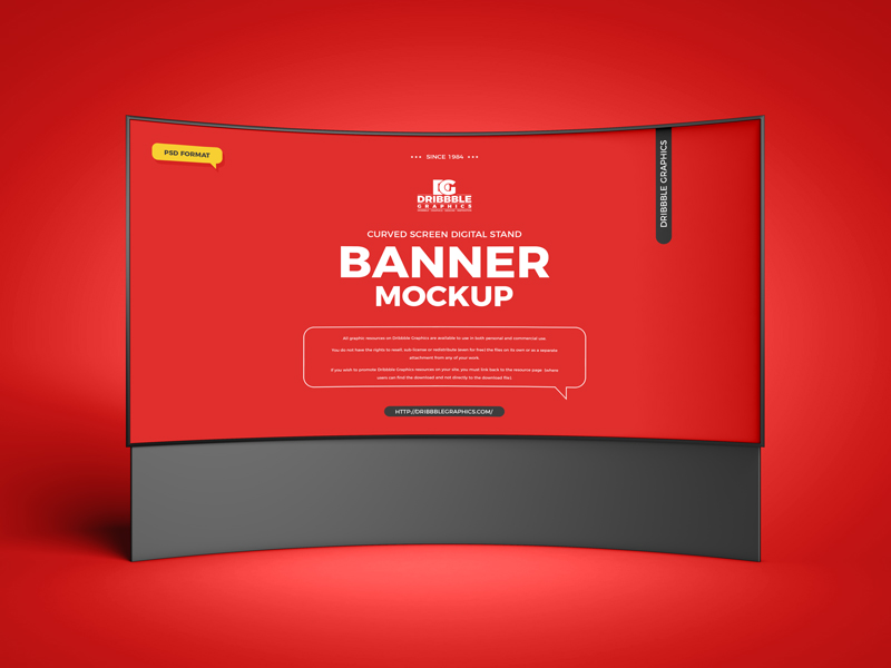Free-Curved-Screen-Digital-Stand-Banner-Mockup-600