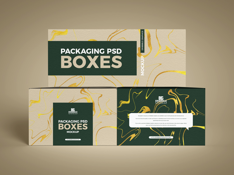 Free-Packaging-PSD-Boxes-Mockup