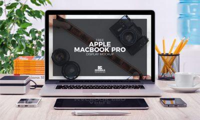 Free-Apple-MacBook-Pro-Display-mock-up-Psd-2017