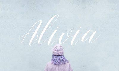 Free-Alivia-Script-Font