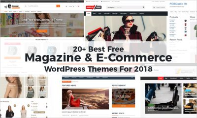20+-Best-Free-Magazine-&-E-Commerce-WordPress-Themes-For-2018