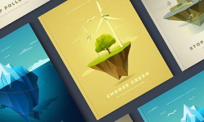 Environmental-Poster-Templates