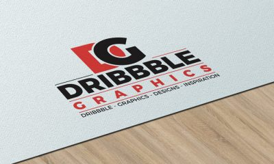 Free-Texture-Paper-Logo-Mockup-on-Wooden-Table-600