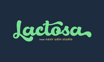 Free-Lactosa-Bold-Script-Demo-2018