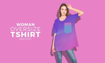 free-Woman-oversize-t-shirt-mockup-300