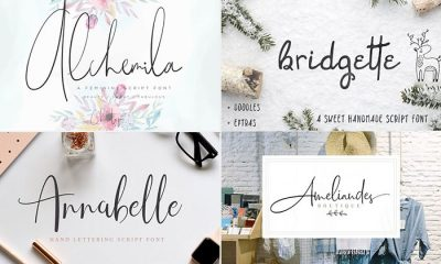 30-Adorable-New-Script-Fonts-For-Your-Creative-Design-Works