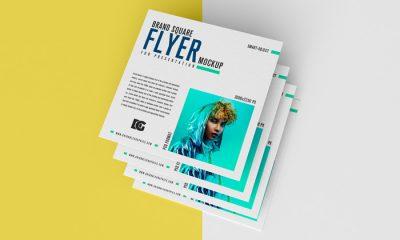Free-Brand-Square-Flyer-Mockup-For-Presentation-300