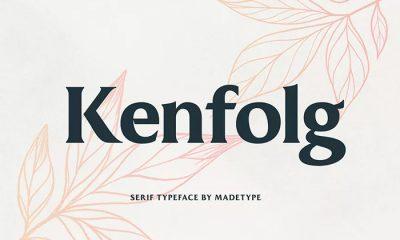 Free-Kenfolg-Serif-Demo