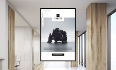 Free-Office-Indoor-Hanging-Poster-Mockup-300