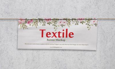 Free-PSD-Textile-Banner-Mockup-Design-300