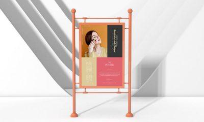 Free-Modern-Sandwiched-Clasps-Poster-Mockup-Design-300