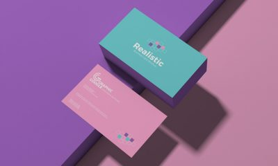 Free-PSD-Realistic-Business-Card-Mockup-300