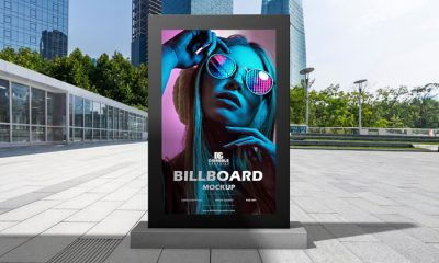 Free-Outdoor-Office-Billboard-Mockup-For-Advertisement-300