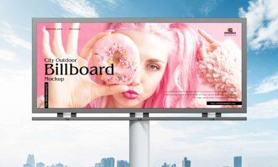 Free-City-Outdoor-Billboard-Mockup-For-Advertisement-300