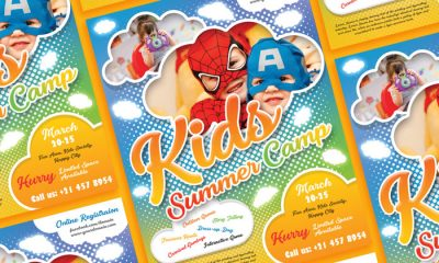 Free-Kids-Summer-Camp-Flyer-Design-Template-300