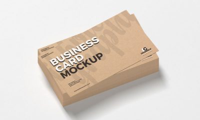 Free-Stack-of-Kraft-Business-Cards-Mockup-PSD-300