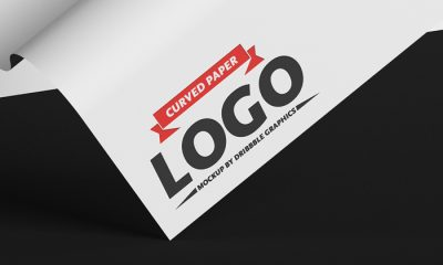Free-Curved-Paper-Logo-Mockup-300